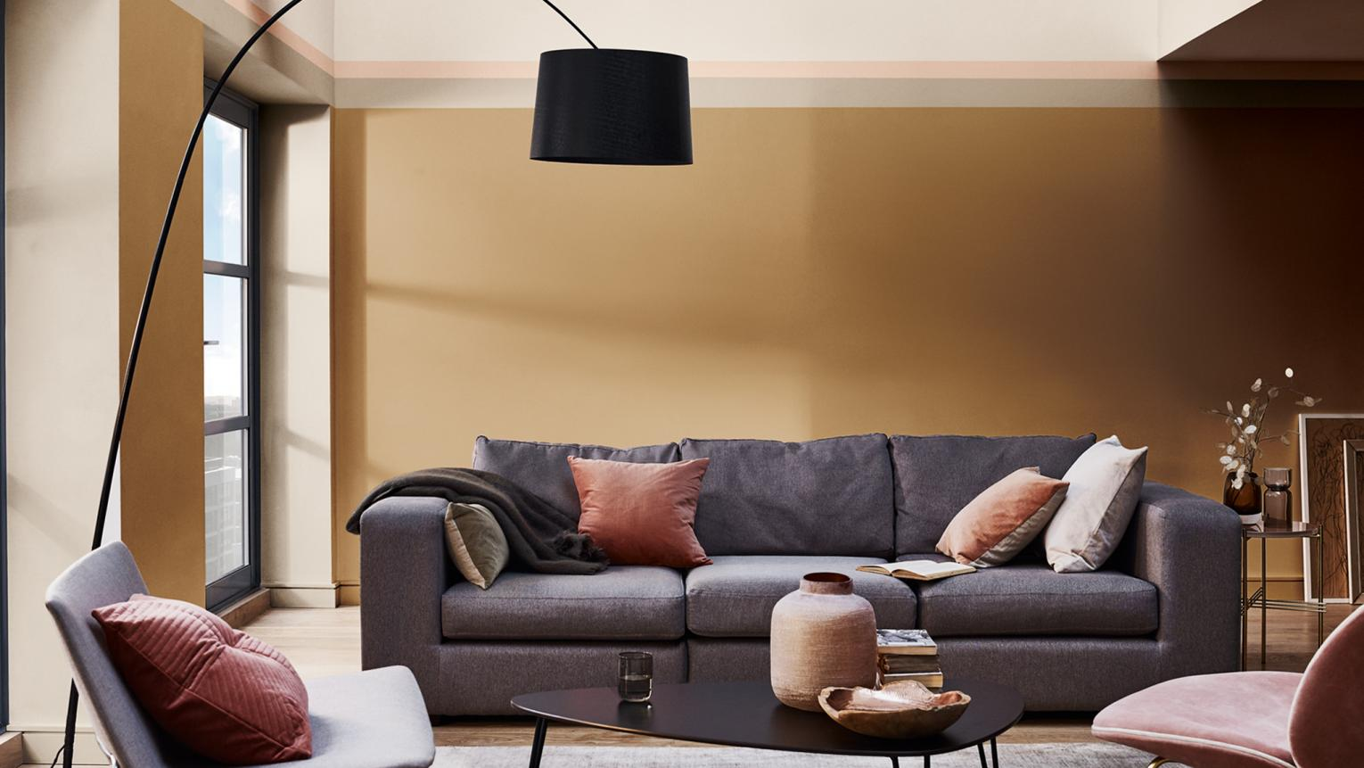 Dulux-Colour-Futures-Colour-of-the-Year-2019-A-place-to-think-Livingroom-Inspiration-HongKong-01