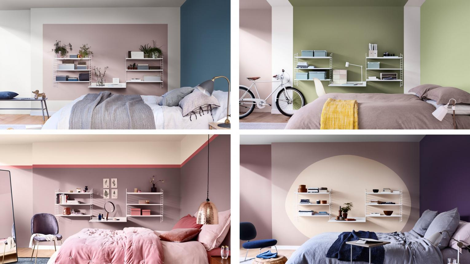 Dulux Colour-of-the-Year-2018- Hero Bedroom Inspiration Hong Kong 10