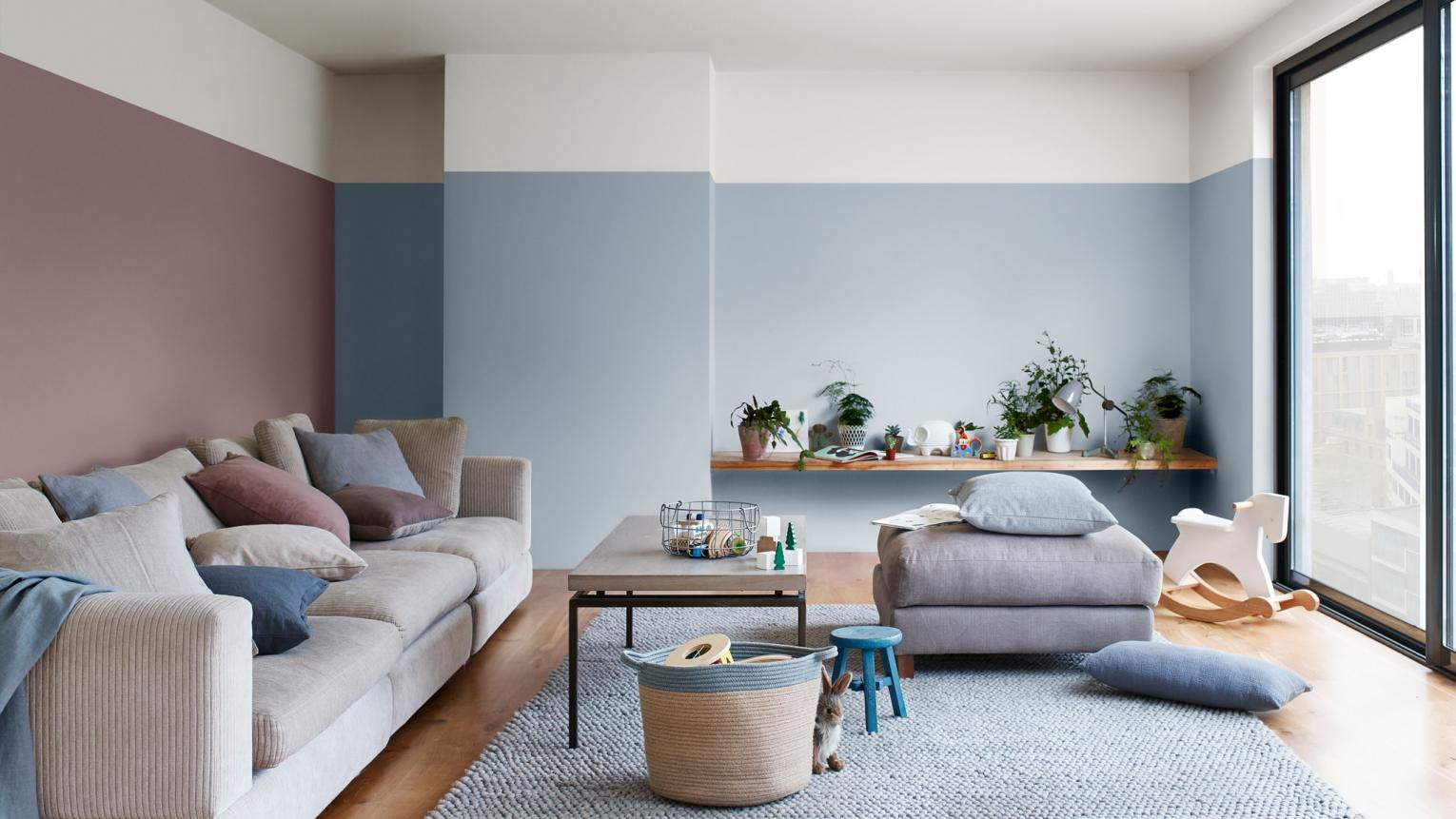 Dulux Colour-of-the-Year-2018- Relaxed family time Livingroom Inspiration Hong Kong 15
