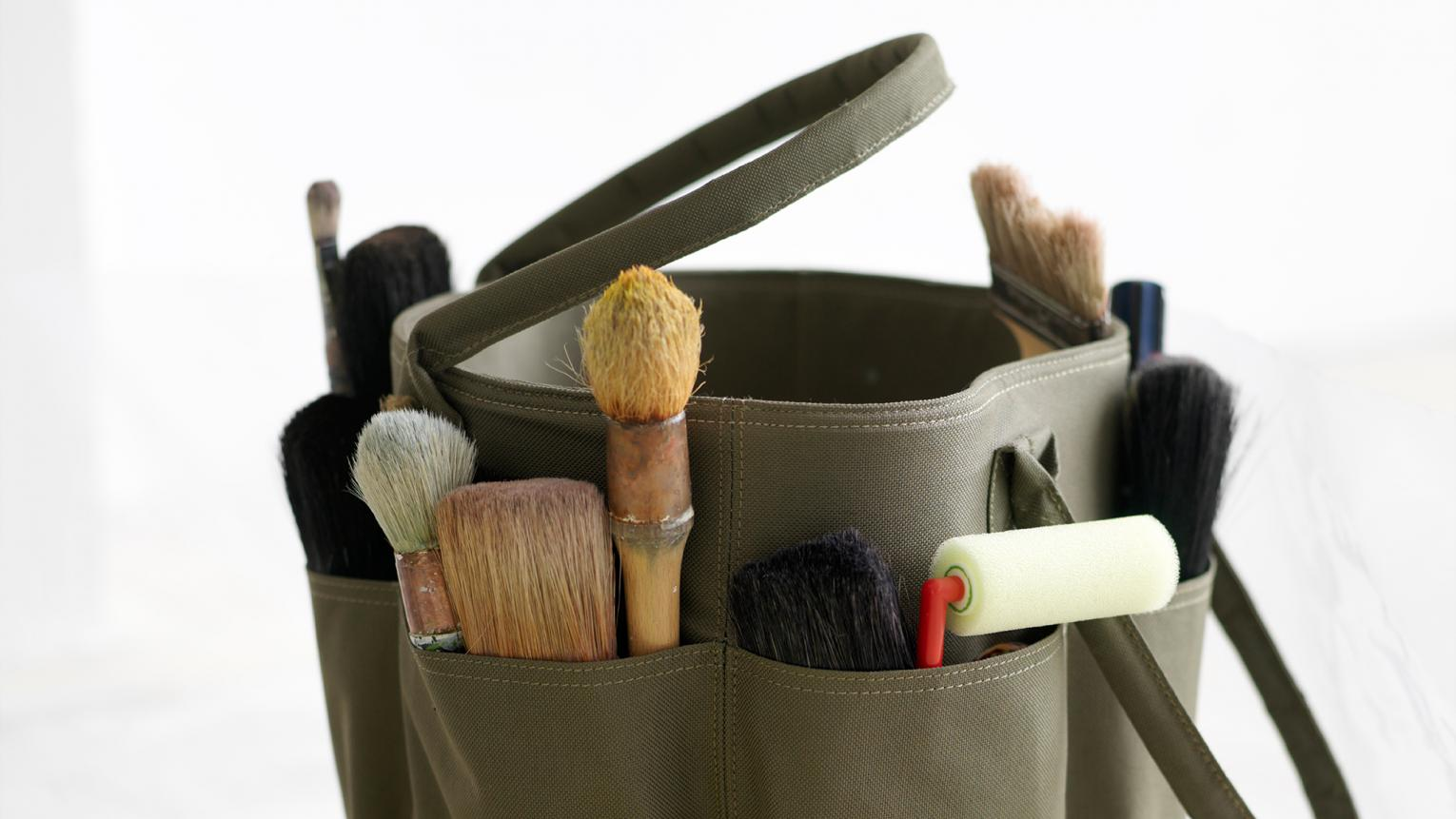 Buying the right tools for a paint project can make the job efficient and reduce waste.