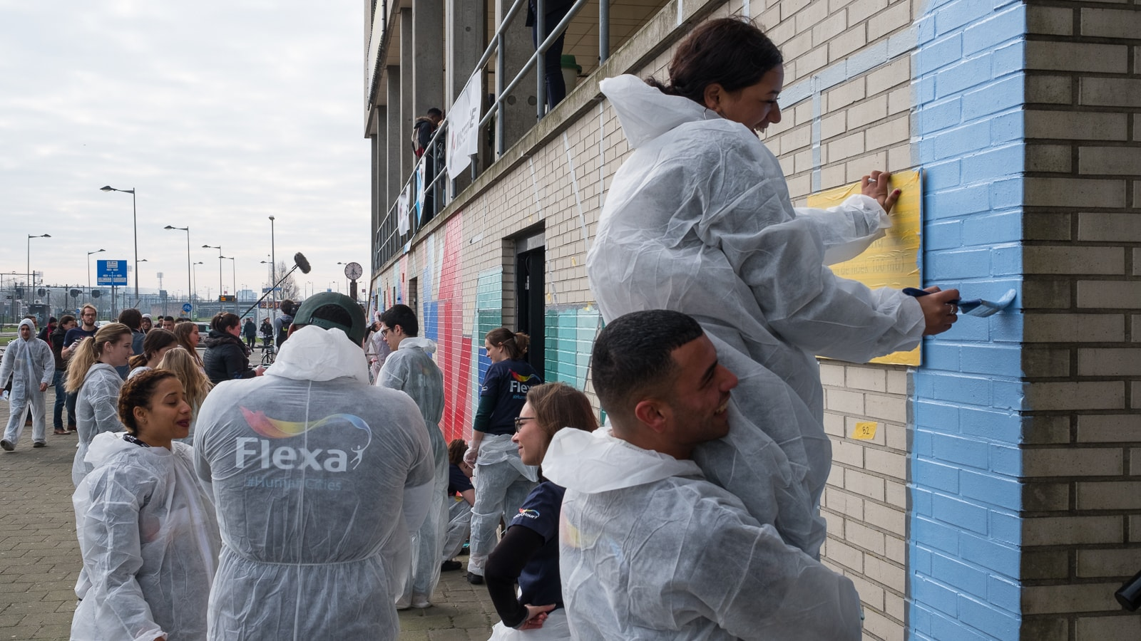 Lets-Colour-Walls-of-Connection-Rotterdam-Masterpeace-Launch-Hong Kong-11