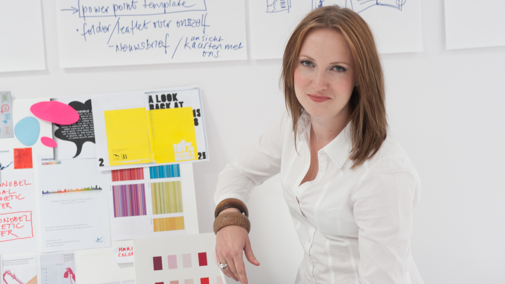 Louise's keen skills in global trend-spotting make her instrumental in forecasting colour trends each year.