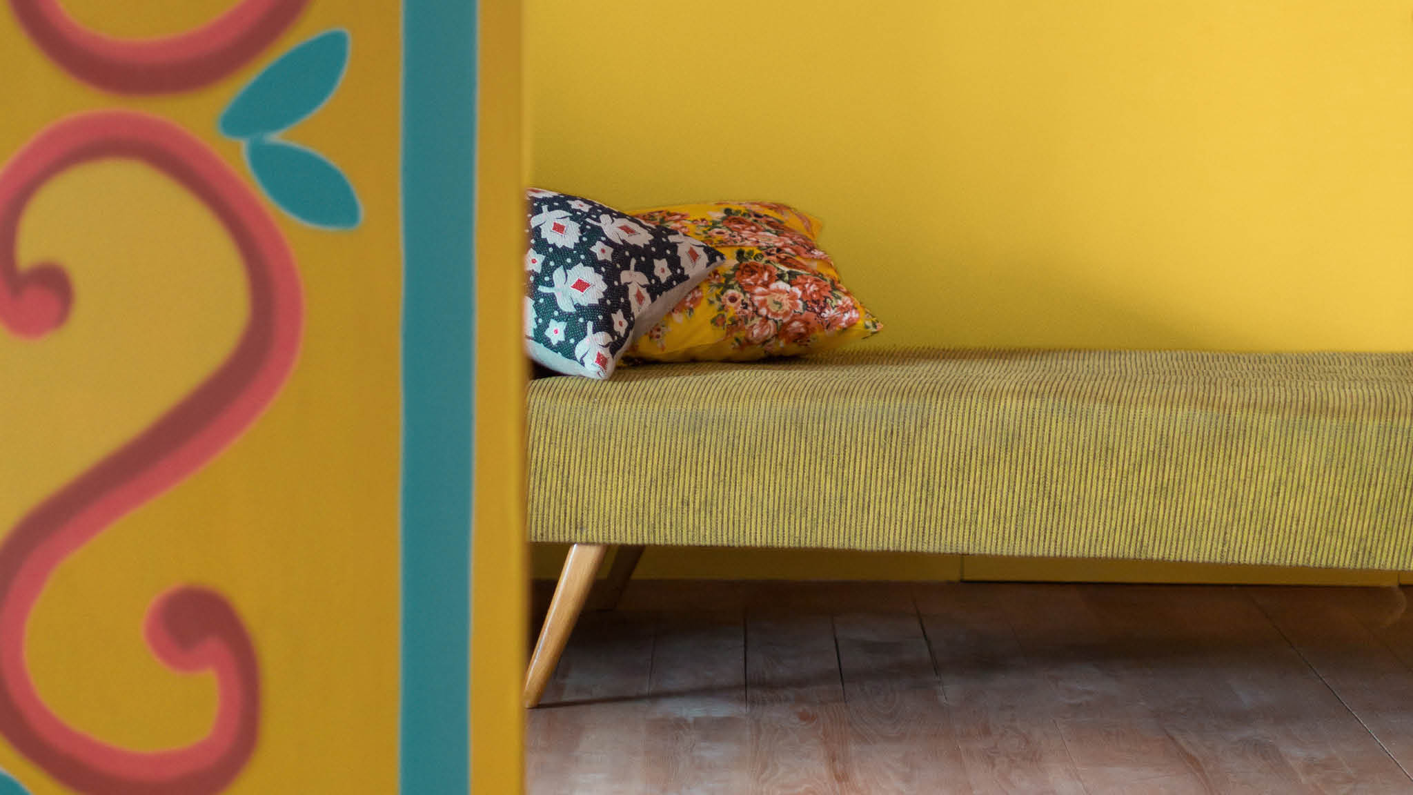 Vivid, zesty colours and punchy Aztec prints are perfect if you want to embrace a Mexican-inspired theme in your home.